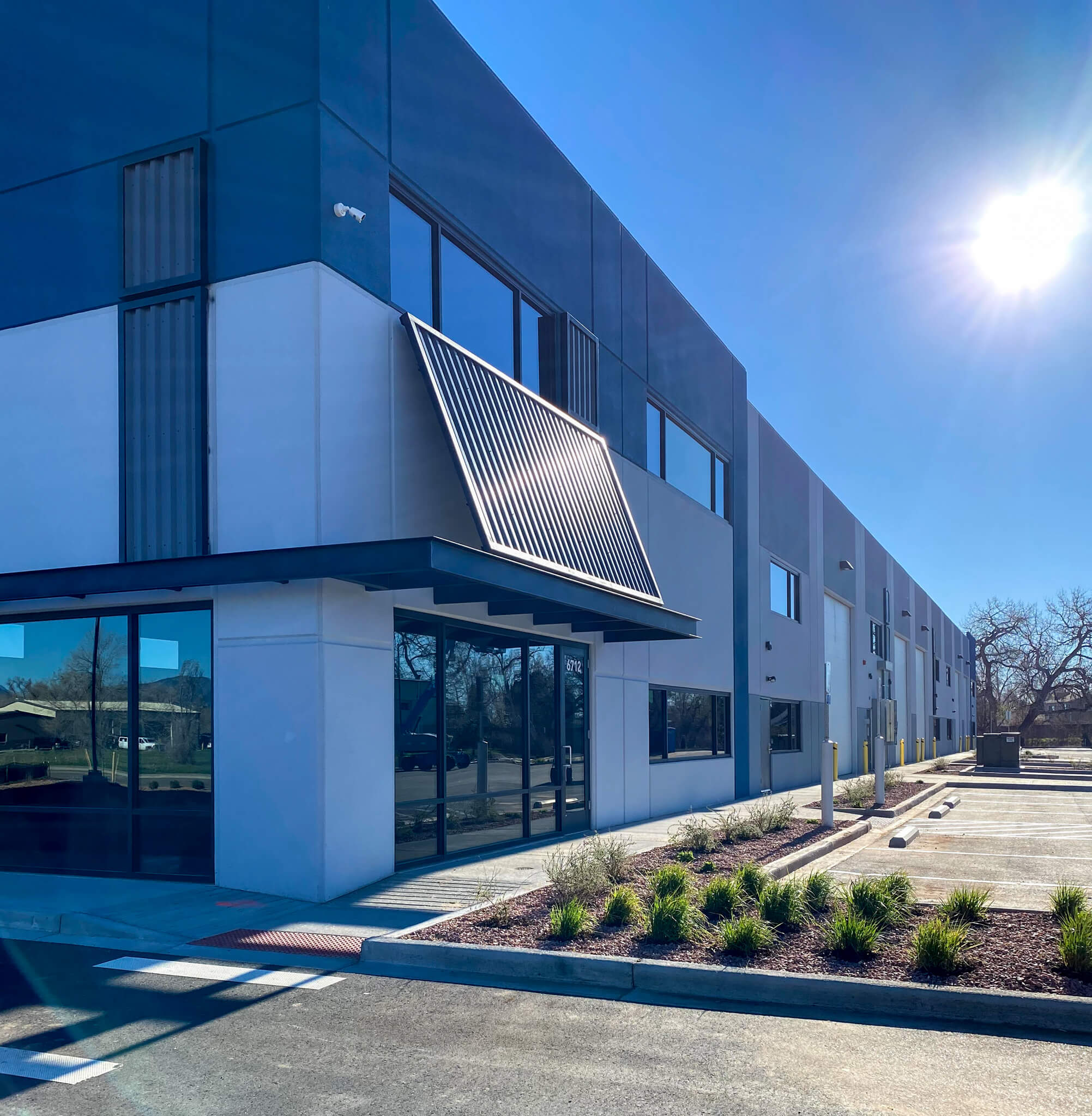 Commercial Construction Project in Denver